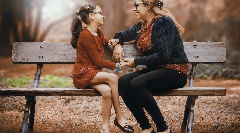 майка и дъщеря