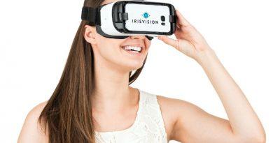 смарт очилата на IrisVision